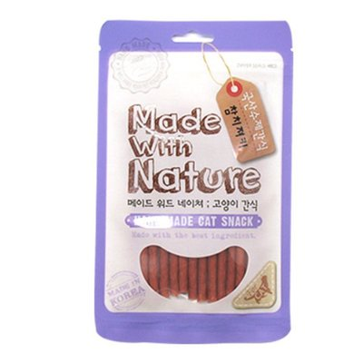 MadeWithNature 캣 참치져키50g