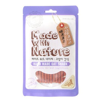 MadeWithNature 캣 멸치져키50g